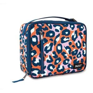 PackIt Freezable Classic Lunch Box - Wild Leopard
